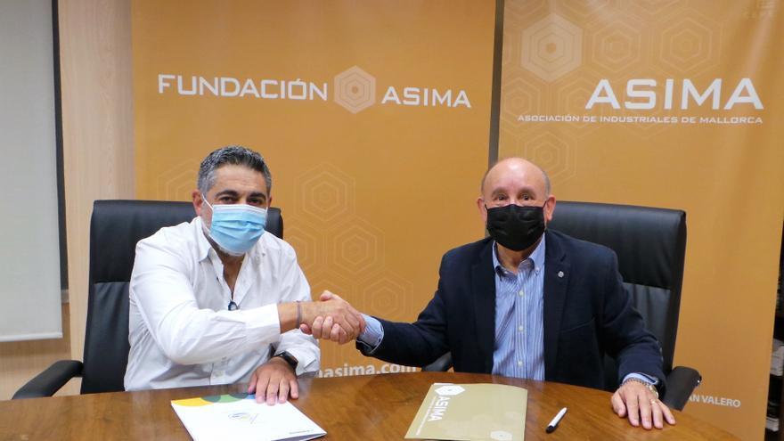 La Fundación ASIMA y EMAYA renuevan su colaboración de condiciones especiales en la Escoleta ASIMA