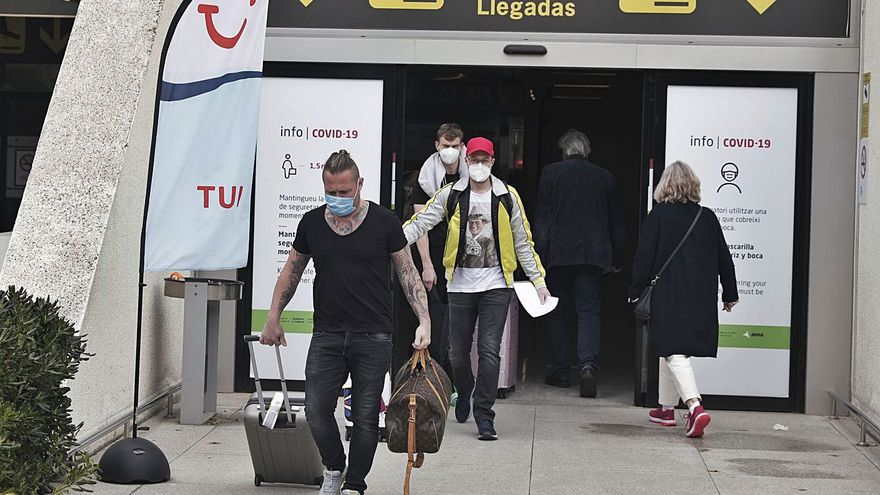 El Aeropuerto de Palma recibió 85.400 pasajeros internacionales durante la Semana Santa