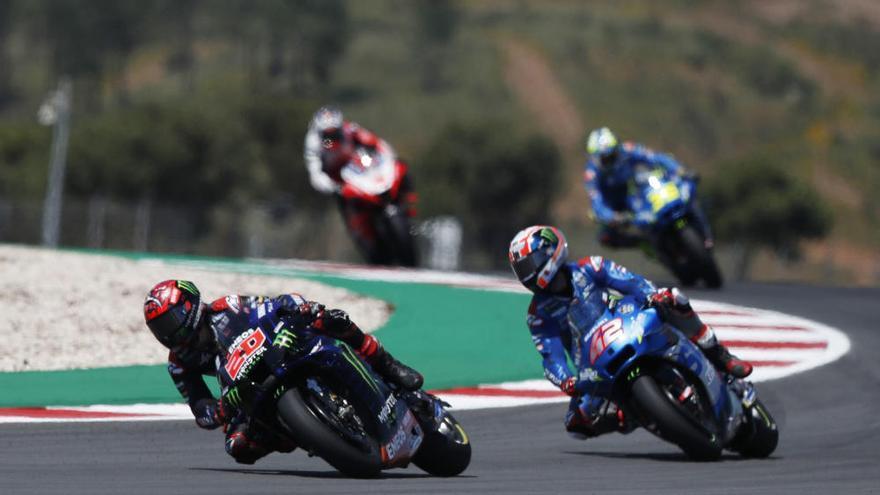 MotoGP: Fabio Quartararo gana el GP de Portugal en Portimao