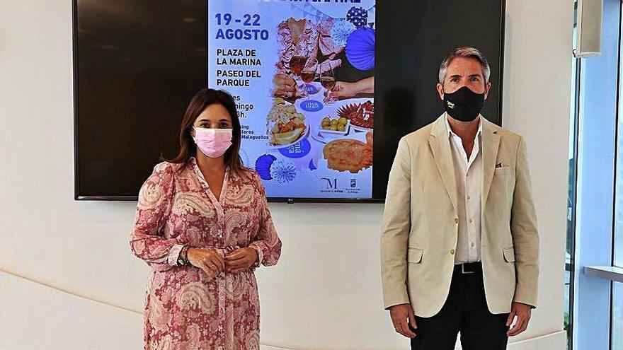 Sabor a Málaga celebra una nueva edición de su Gran Mercado del 19 al 22 de agosto
