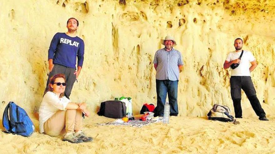 Dos científicos hallan 'oro tecnológico' en el subsuelo marino de Fuerteventura
