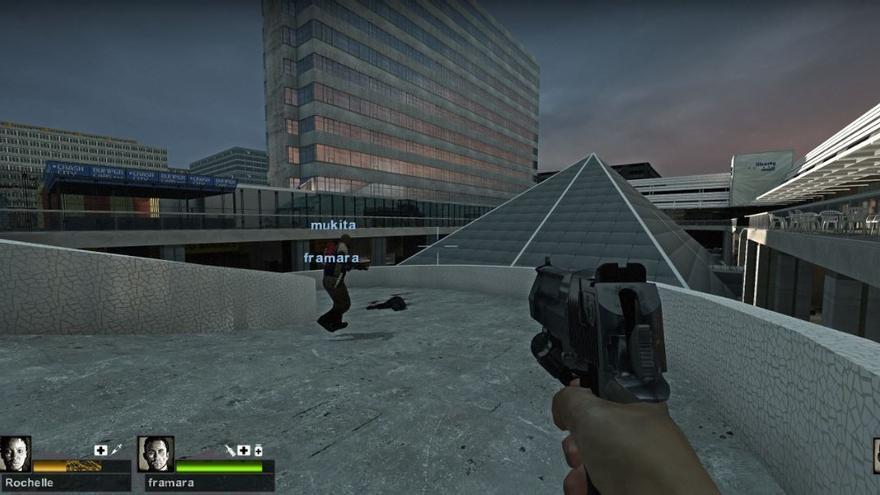 Valencia inspira nuevos escenarios para un videojuego de zombis