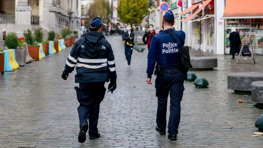 Tres heridos en un tiroteo y ataque con cuchillo en la zona norte de Bruselas