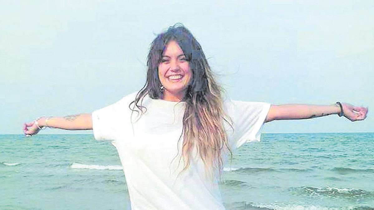 Imagen de archivo de Marta Calva, que lleva casi un año desaparecida.