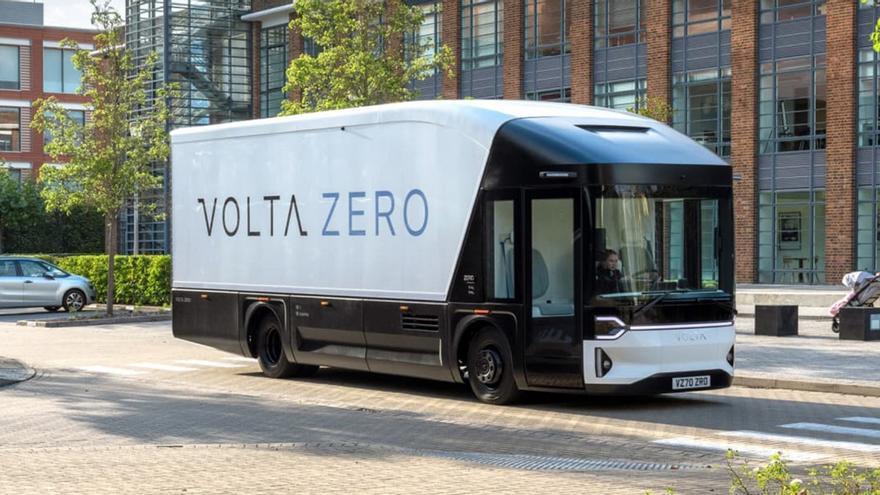 Volta Trucks quiere fabricar camiones eléctricos en España