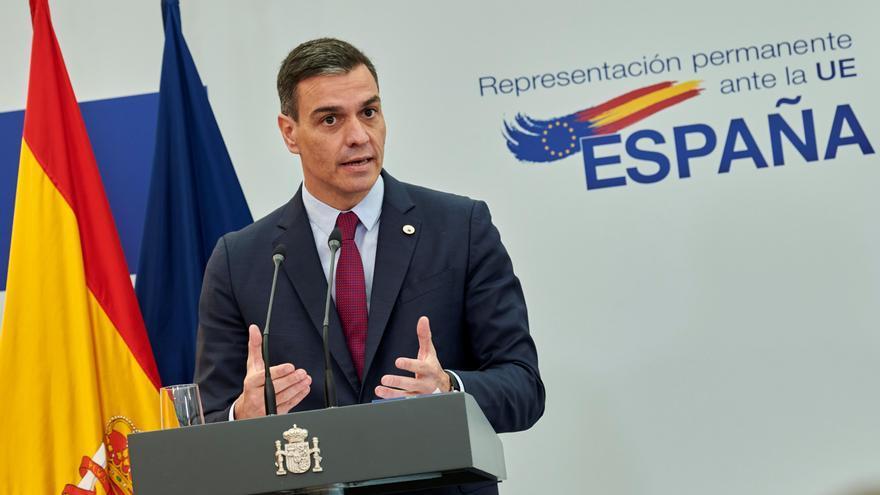 """El presidente del Gobierno insiste en llamar a la """"concordia"""" a todos los partidos"""