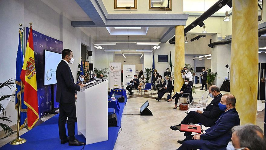 España e Italia suman 300 proyectos del eje mediterráneo que aspiran a fondos europeos