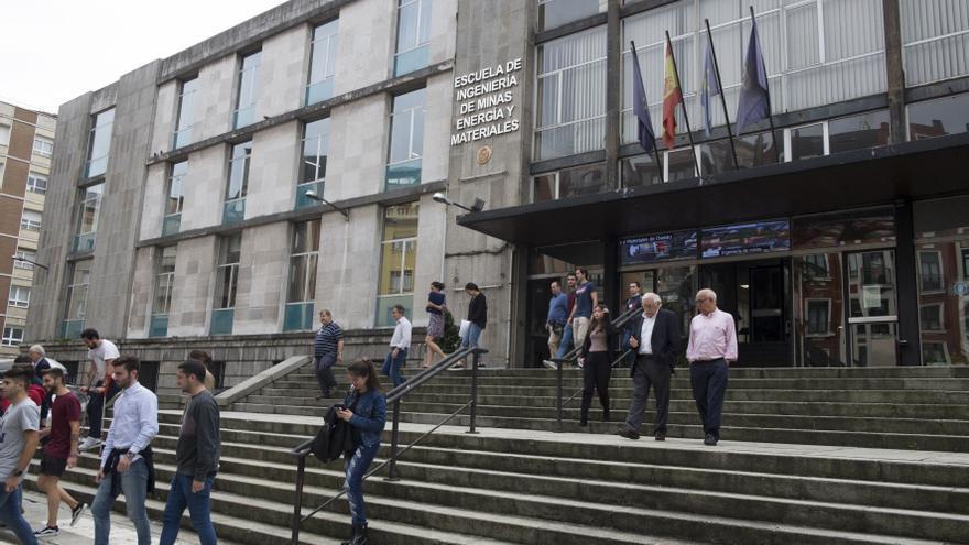 "Canteli, en defensa de Minas: ""No se respeta el pasado universitario ovetense"""