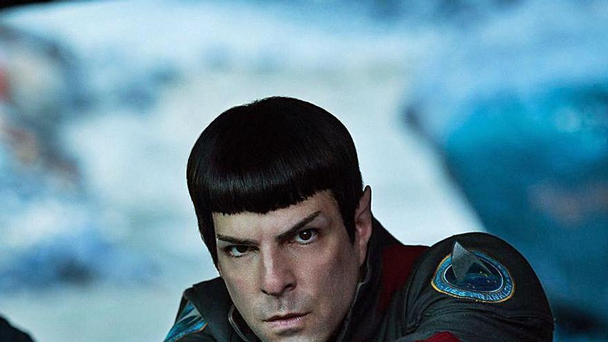 La versión de 'Star Trek' de Hawley, en el aire