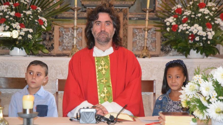 """Teo Nieto sobre la apertura de los templos en Aliste: """"prudencia y paciencia"""""""