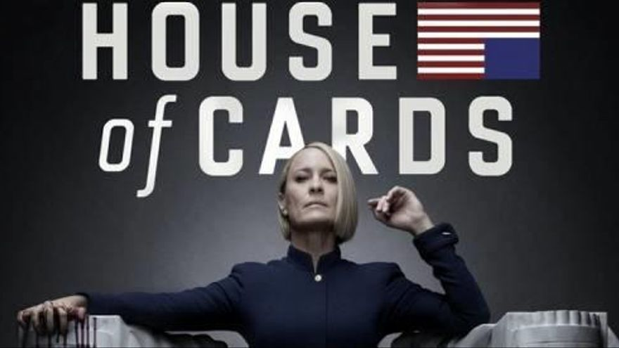 L'última temporada de «House of Cards» arribarà a Netflix el 2 de novembre