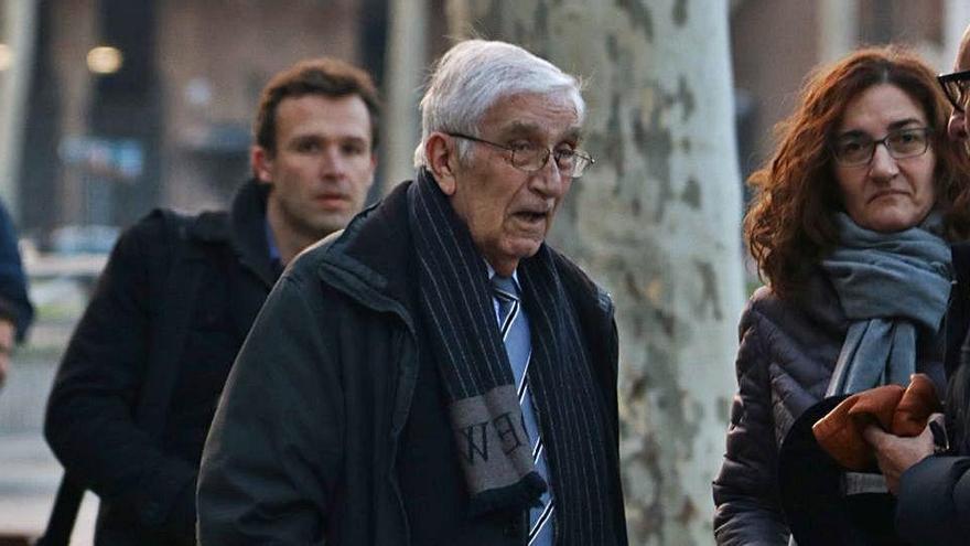 El fiscal no recorre la semillibertat d'Osàcar, que ara diu que està penedit
