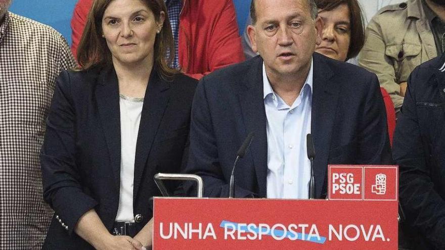 El PSdeG reabre su crisis