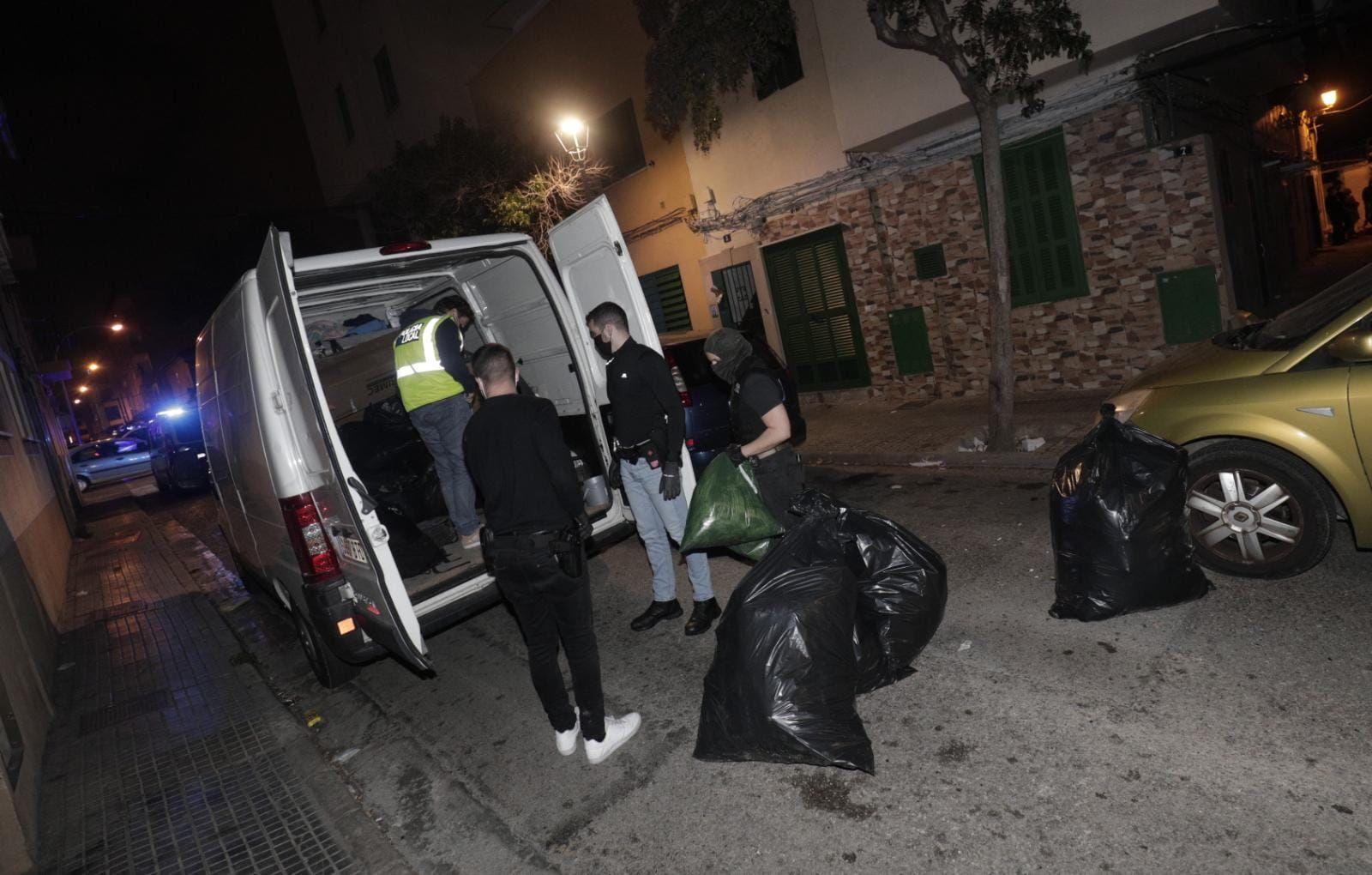Gran operación antidroga contra el clan del Pablo en La Soledat