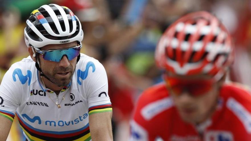 Sergio Higuita, ganador de la etapa 18 de la Vuelta a España