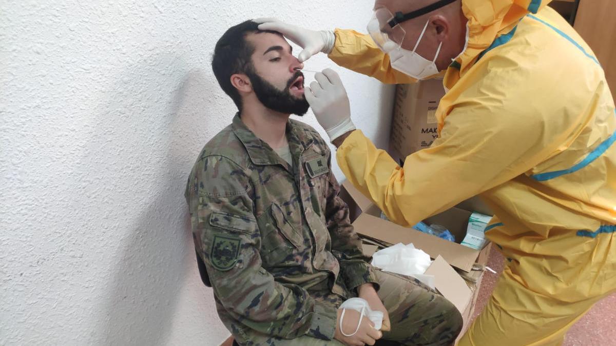 Cedida per l'Exèrcit a ACN