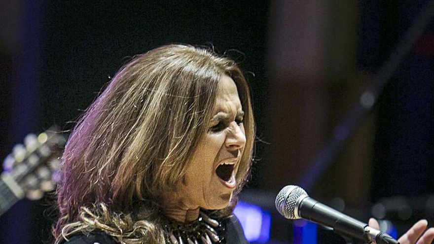 Margarida Soeiro, emoción, buena música, sosiego y esperanza