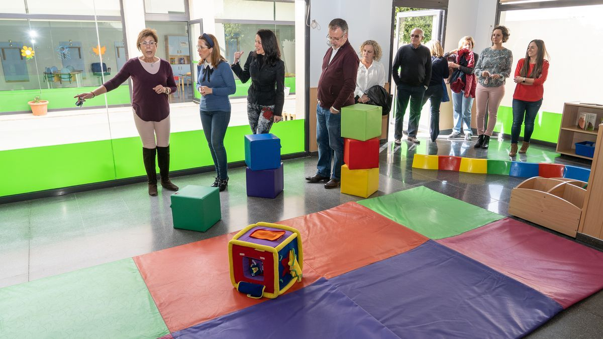 Las Escuelas Infantiles Municipales de Cartagena reciben casi mil solicitudes