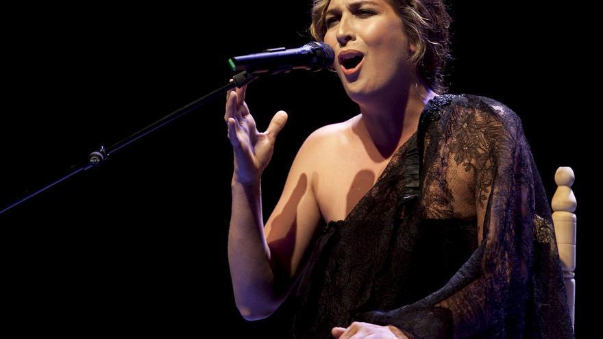 Estrella Morente, en el Festival Brisa Flamenca de Sant Antoni