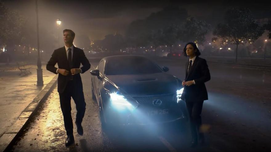 Estos son los coches de Lexus que han brillando en la gran pantalla