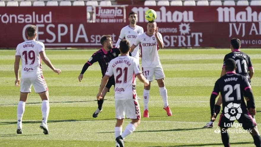 Ramis se venga del Albacete y deja muy tocado a López Garai