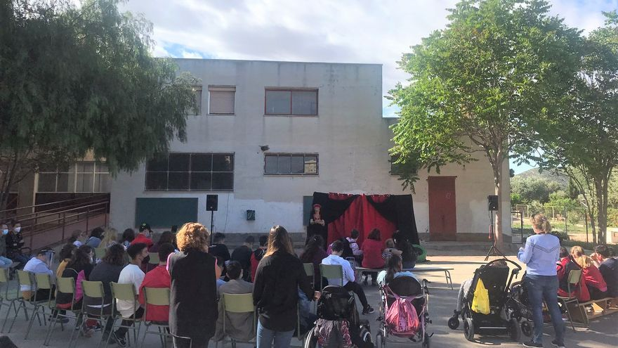 Teatro infantil en Elda para la igualdad en la vida cotidiana