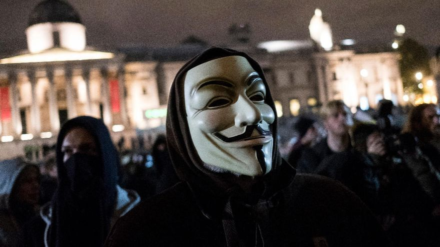 Ocho preguntas básicas sobre Anonymous