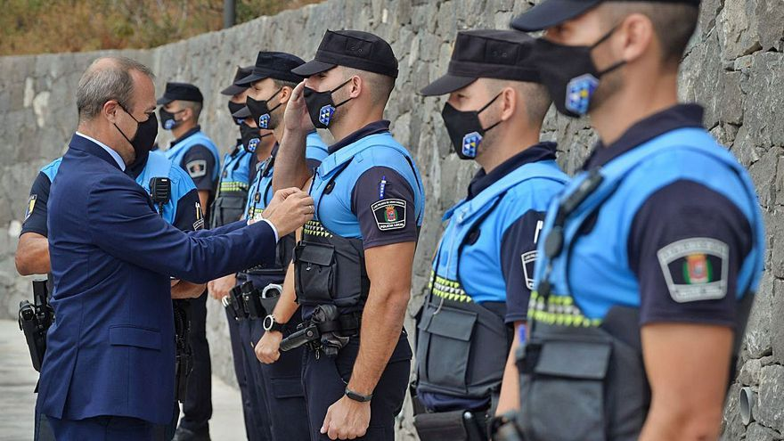 La ciudad prepara  43 nuevas plazas para  paliar el déficit de la Policía Local