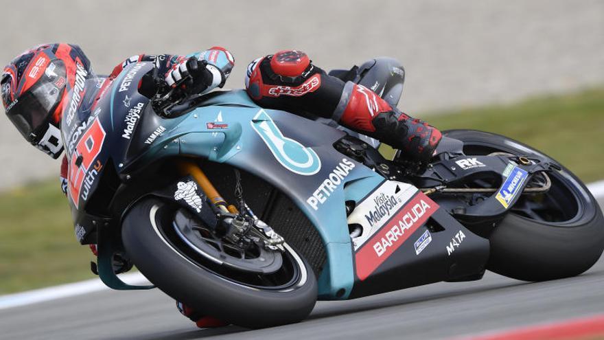 Quartararo saldrá primero en Assen tras completar una clasificación de récord