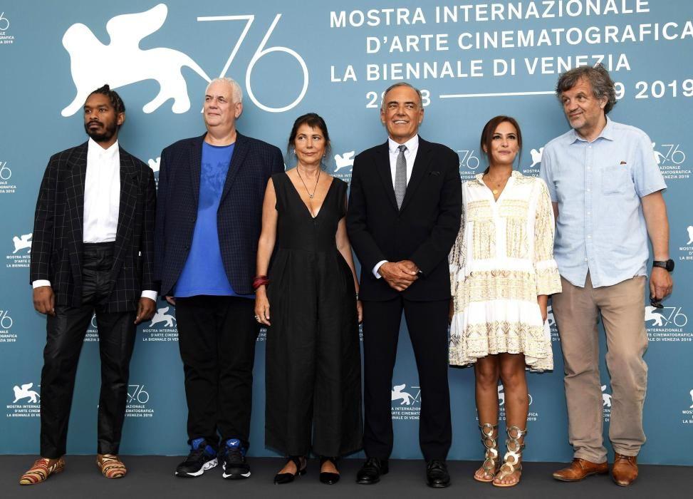 Jury - Photocall - 76th Venice Film Festival 2019