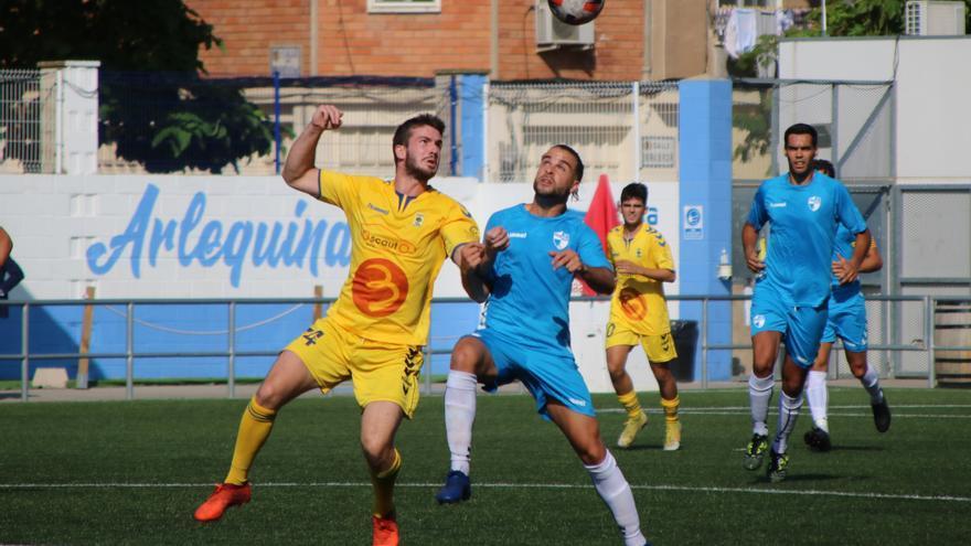 El Ebro se impone al Robres en el primer partido de pretemporada