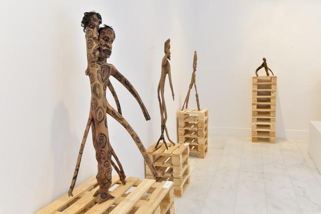 """Exposición """"Obras incompletas 1992-2008"""" del ..."""