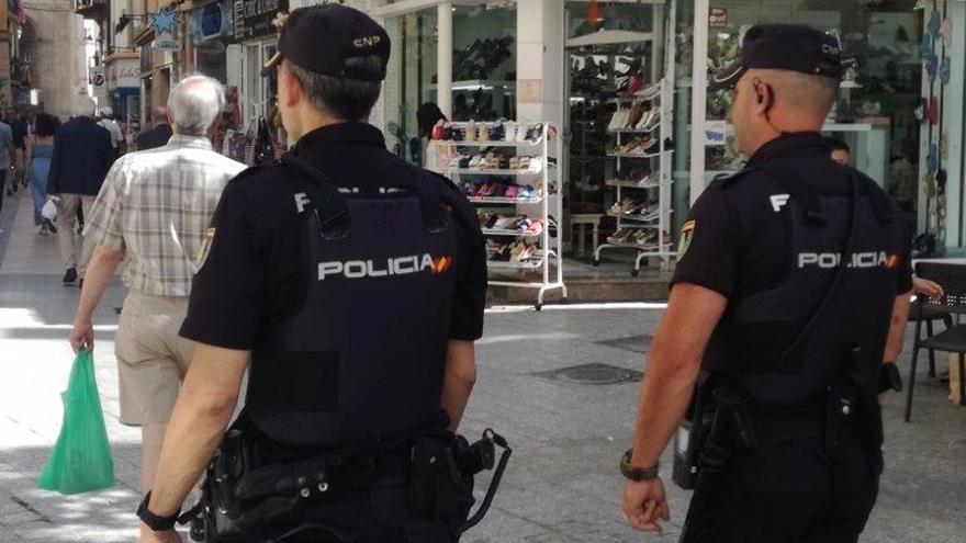 Detenida una madre y su hija por apuñalar a una menor en Málaga