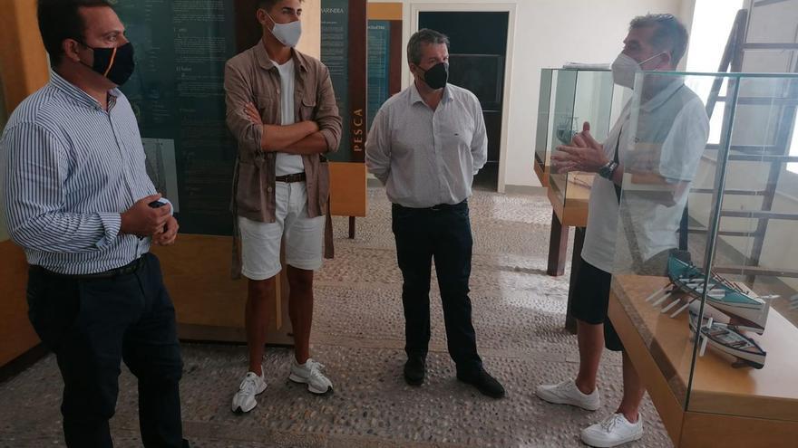 Peñíscola ultima las obras del Museu de la Mar tras conseguir fondos europeos