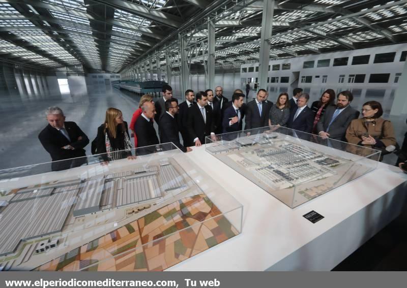 Galería de fotos: Inauguración de la Muestra Internacional de Porcelanosa