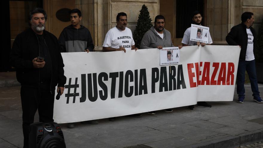 La jueza rechaza sobreseer el caso de la muerte de Eleazar García, el discapacitado psíquico que murió tras negársele la entrada a El Molinón