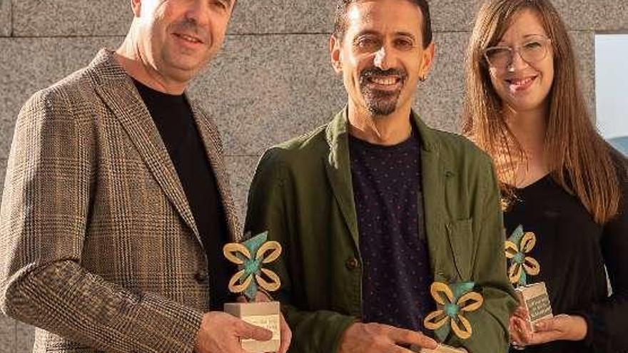 Xerais entrega sus premios anuales
