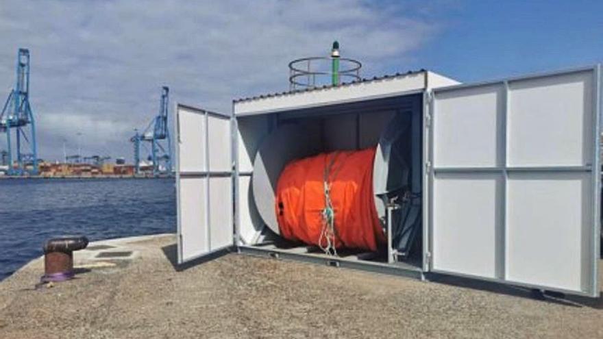 Las petroleras del Puerto invierten en la seguridad y la lucha contra la contaminación