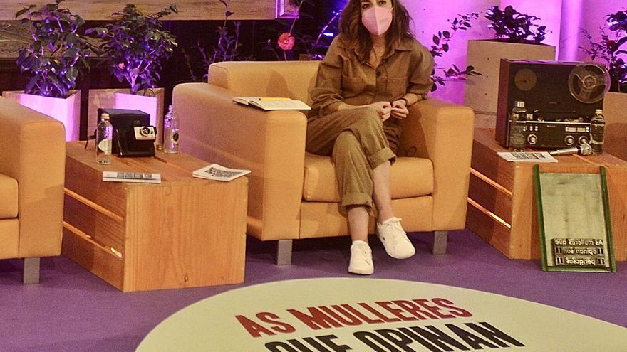 """Lara Graña: """"El paternalismo del empresario hacia la mujer se diluye con periodismo incómodo"""""""