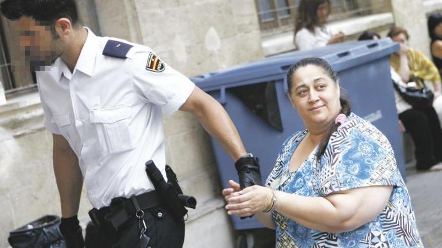 El fiscal pide 7 años de cárcel para La Guapi por un alijo de tres kilos de cocaína