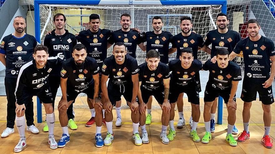 El Palma Futsal inicia su gran sueño
