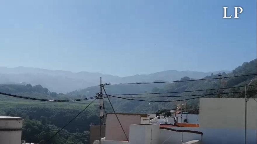 Cielos despejados y ligera calima este miércoles, 27 de enero, en Arucas