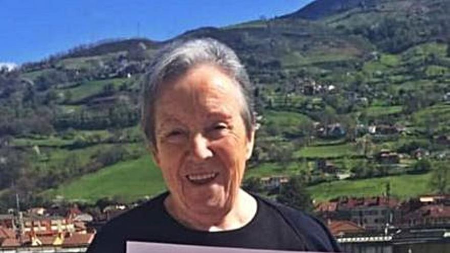 """La historia de la paciente covid que se trasladó a la residencia más castigada de coronavirus en Asturias por su marido: """"el jardín aún me recuerda a él"""""""