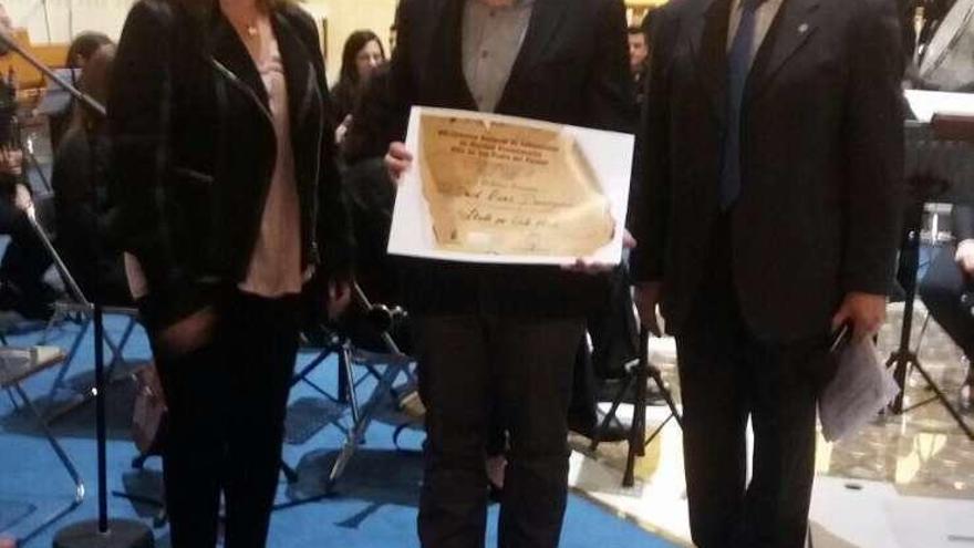 David Rivas gana el Concurso Nacional de Marchas Procesionales