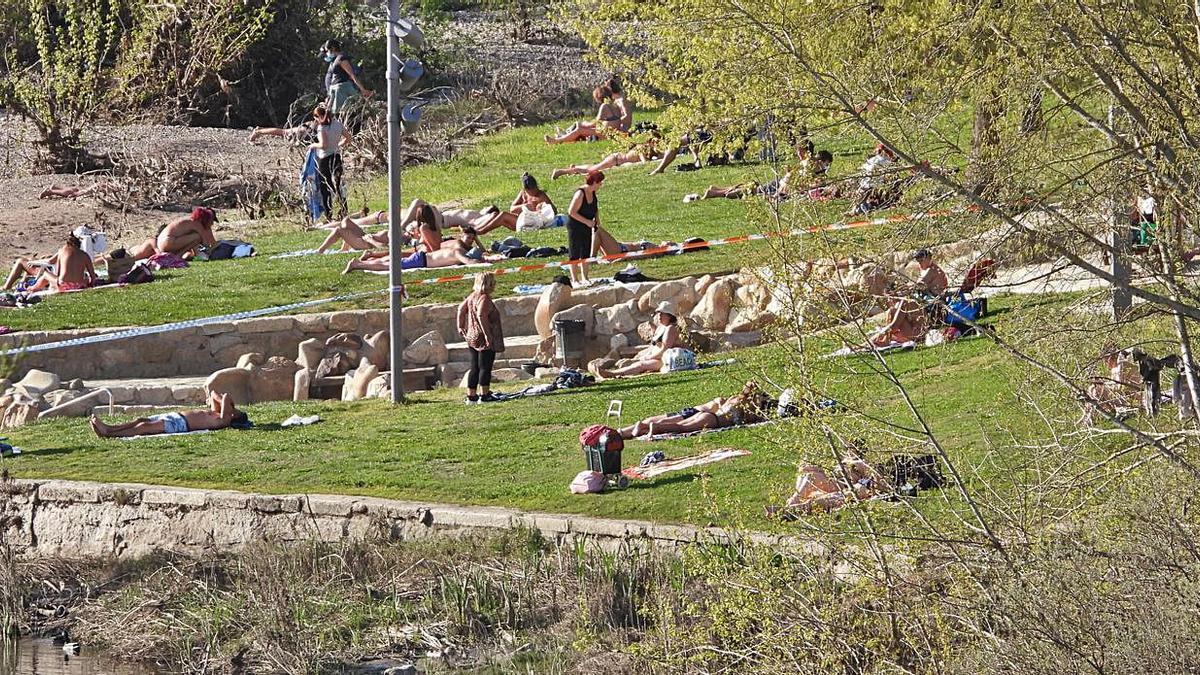 Fin de semana veraniego en Ourense   FERNANDO CASANOVA
