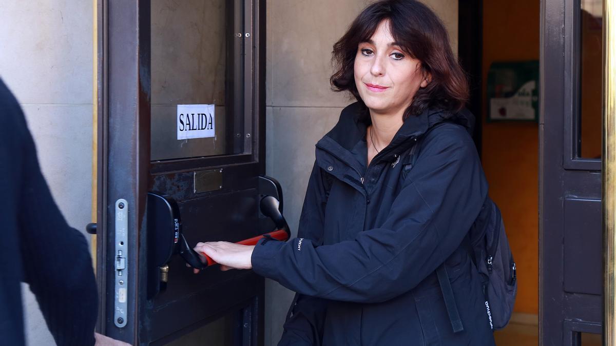 Juana Rivas ha sido condenada a dos años y medio de cárcel.