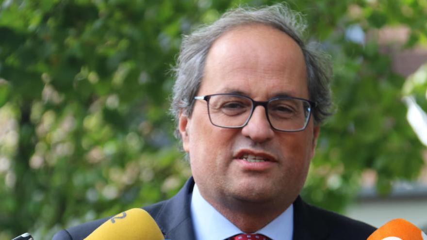 Torra és qui té més patrimoni del Consell Executiu amb 710.505 euros