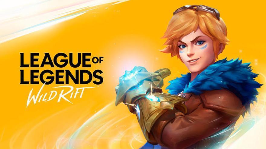 Así es 'League of Legends: Wild Rift', un nuevo MOBA para Android, iOS y consolas