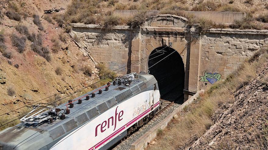 El Corredor Mediterráneo obliga a ampliar el túnel de Elda pese a ser Bien de Relevancia Local