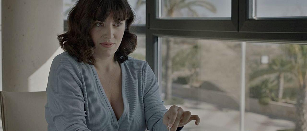 Fotograma de uno de los cortometrajes.   FRESNO FILMS